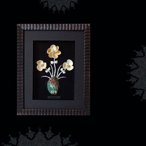 تابلو گلدان 5