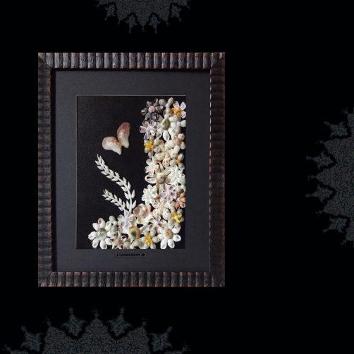 تابلو گلدان 8