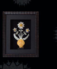 تابلو گلدان 6