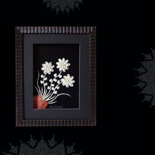 تابلو گلدان 7