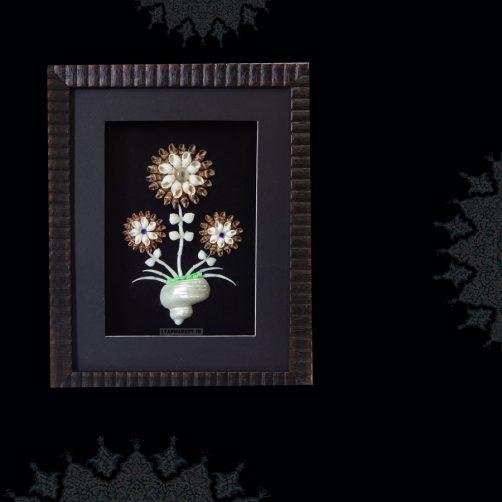 تابلو گلدان 3