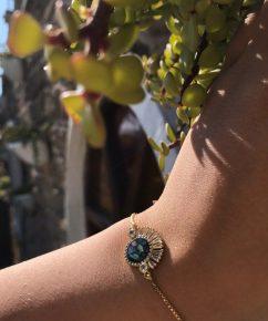 دستبند سواروسکی اوپال