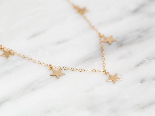 گردنبند ستاره 1