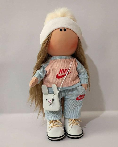 عکس عروسک روسی اسپرت طرح مهرا