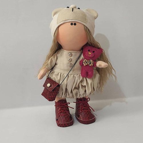 عکس عروسک روسی طرح نبات