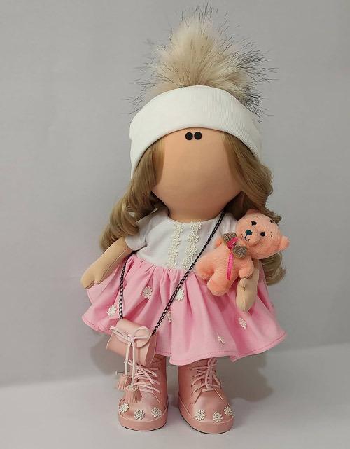 عکس عروسک روسی طرح نیکی